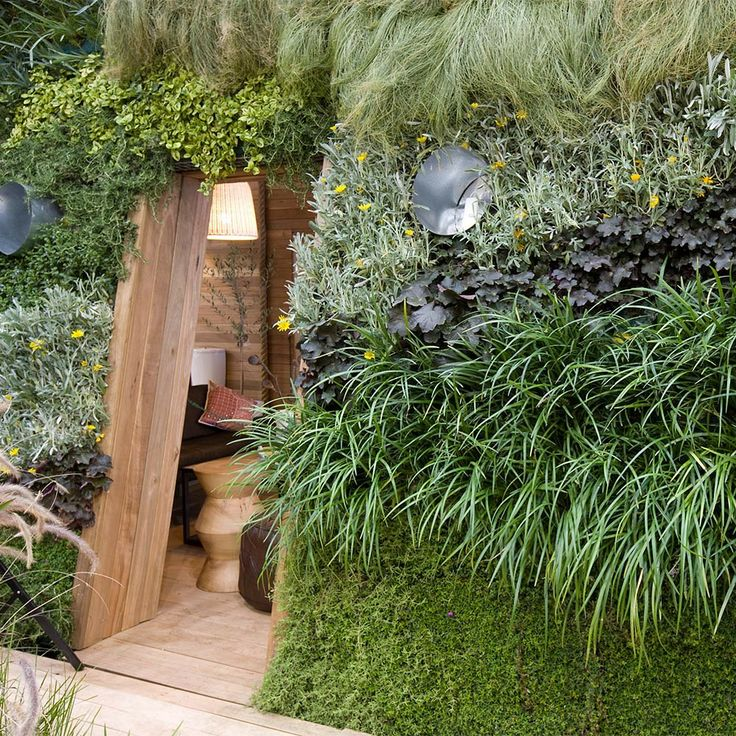 18 best vertical garde images on pinterest vertical for Jamie durie garden designs
