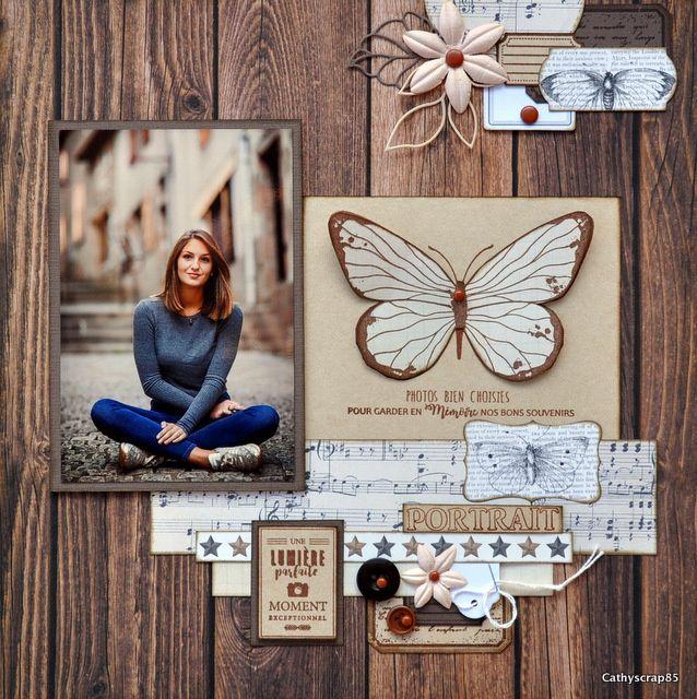 Bonjour, Je tiens à vous remercier tout d'abord pour votre fidélité à ce blog, vous êtes nombreuses à me laisser des petits mots, c'est touchant et motivant ! Je vous présente aujourd'hui mon coup de coeur pour cette jolie collection Simple Life de Pebbles...