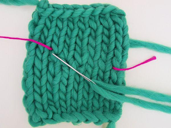 80 best Ju0027aime le tricot images on Pinterest Knit crochet - comment reparer un trou dans une porte