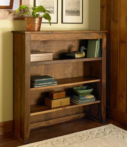 Rustic Wooden HutchLl Beans, Wooden Hutch, Rustic Wooden, Wooden Bookcas, Dvd Storage, Dark Wood, Wood Shelves, Furniture Ideas, Wooden Furniture