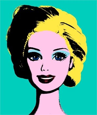 23-Barbie van Andy Warhol