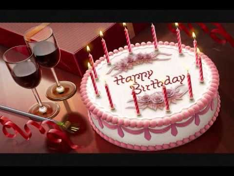Happy Birthday Traditional 1 Min - YouTube