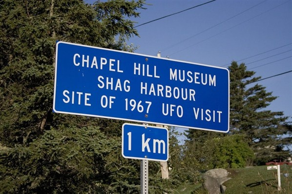 Nova Scotia Oct. 4, 1967 The Shag Harbour UFO Incident has been called the 'world's only government-documented UFO crash,'
