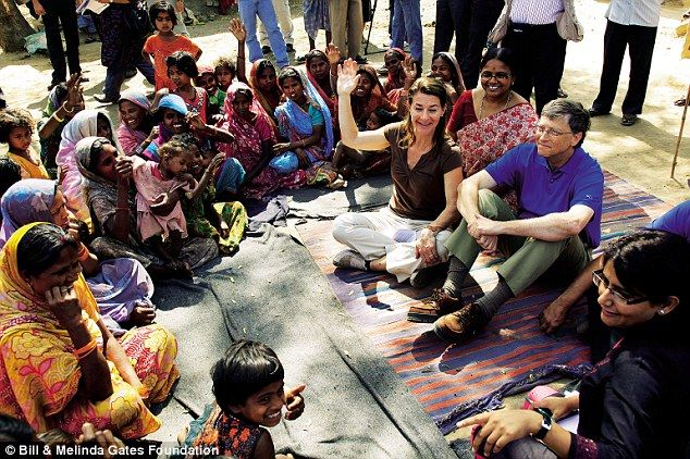 Why was Bill Gates funding India's poor health sector? A partial but negative answer began to emerge in 2014, when the country's Supreme Court raised questions about the operations of the foundation in some rural parts of India.