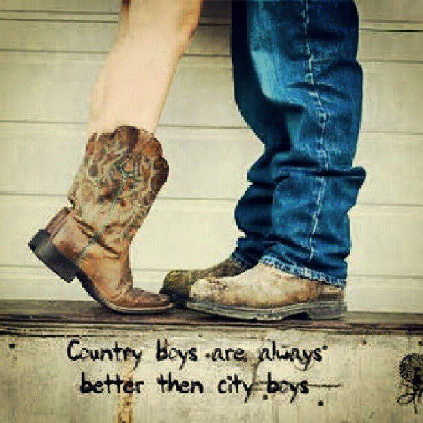 Boy country ladys love