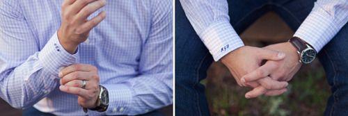 Monogram Mens Shirts