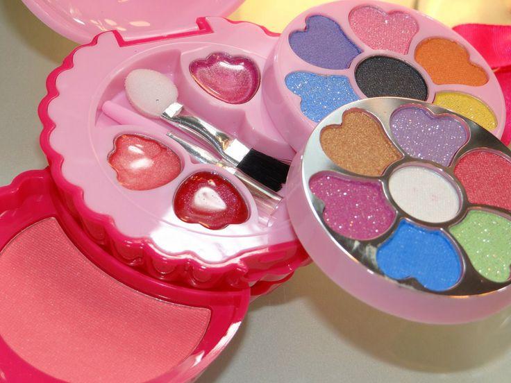 Cupcake makeup set