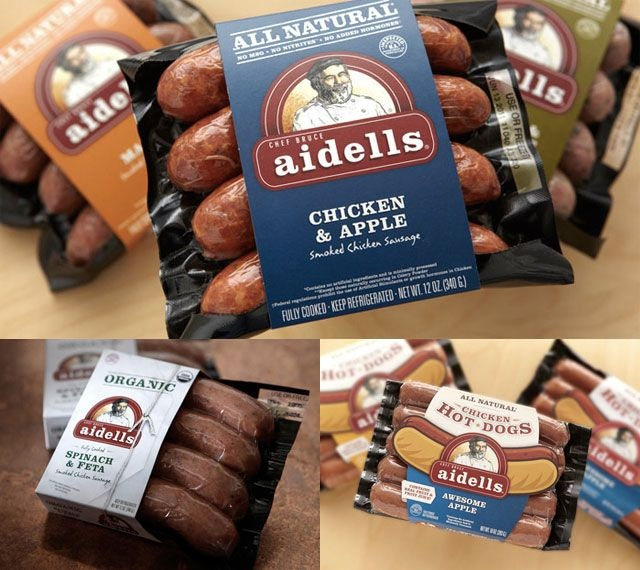 Aidells Sausage by The Engine Room