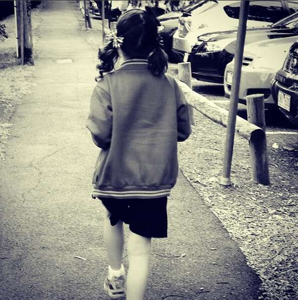 """Em Rusicano: """"Nobody wants to play with my little girl."""" on http://www.mamamia.com.au"""
