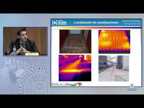 La termografía aplicada a la rehabilitación de edificios. II Encuentro-edificación (10/18)