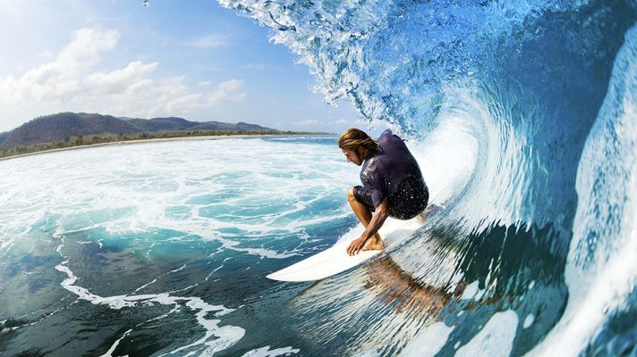 Hot Surfer Guys to Follow on Instagram | StyleCaster