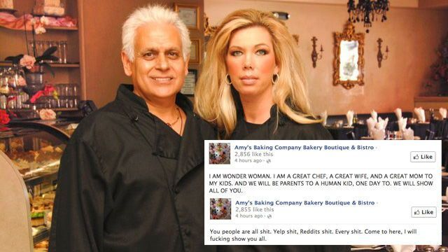 Kitchen Nightmares Amy S Baking Company Closed Amy S Baking Company Baking Company Kitchen Nightmares