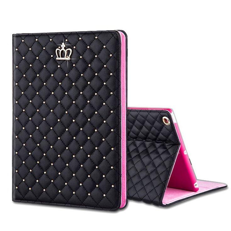 Cover Case For Fundas iPad Mini 3/2/1 Coque PU Leather+PC Back Smart Cover Case Protective Skin for iPad Mini 4 Capa Paras