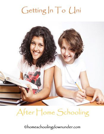 Do homeschooling and university go together? What are the steps you need to take if you want to apply to an Australian university directly from homeschooling.