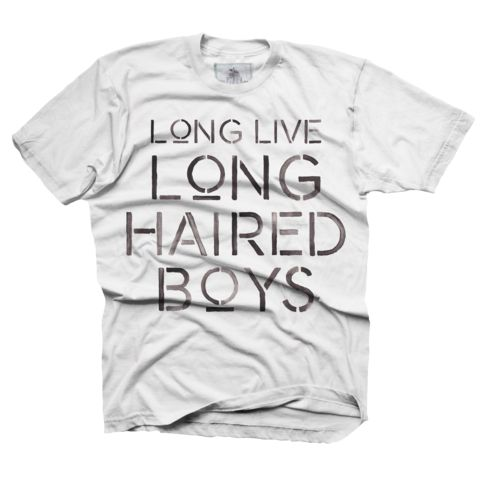 Long Live Long Haired Boys - toddler