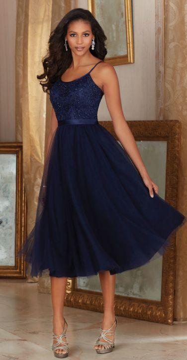 Featured Dress: Morilee; Bridesmaid dress idea.