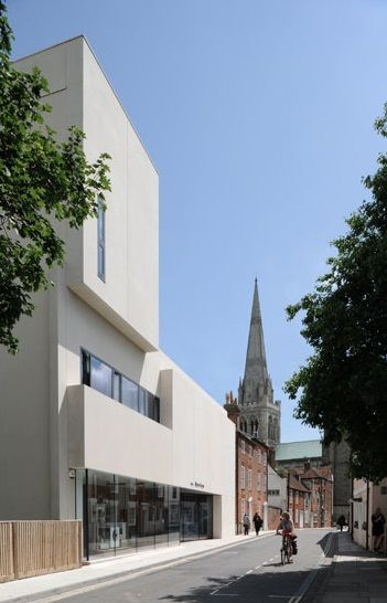 The Novium, Chichester by Keith Williams Arcitects