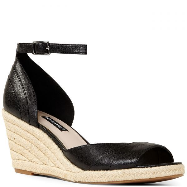 59f655b855c Johanna Wedge Espadrille Sandals | Nine West Shoes for Women | Nine ...