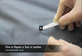 How to Repair a Tear In Leather Guide Video