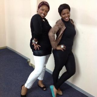 Me and Busi