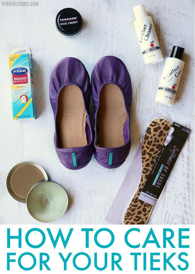I love Tieks ballet flats and I'm sharing one of my tips to help them looking good - adding a little bit of moleksin to prevent toe bump and leather wear.
