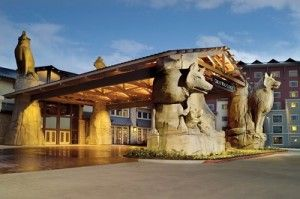 Half Price Deals for Houston, Texas - Great Wolf Lodge — $209 for One-Night Stay at Great Wolf Lodge Grapevine, Texas for Up to Six with Water Park Passes and $25 Resort Credit M-Th ($345 value) or $249 for One Night Friday – Saturday ($389 value)