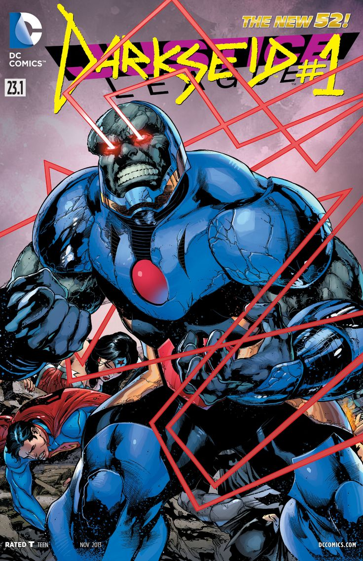 'Justice League' Movie: Darkseid Won't Make An Appearance In 'Batman vs. Superman' Follow-up? (RUMOR) http://www.hngn.com/articles/38021/20140804/justice-league-movie-darkseid-wont-make-an-appearance-in-batman-vs-superman-follow-up-rumor.htm