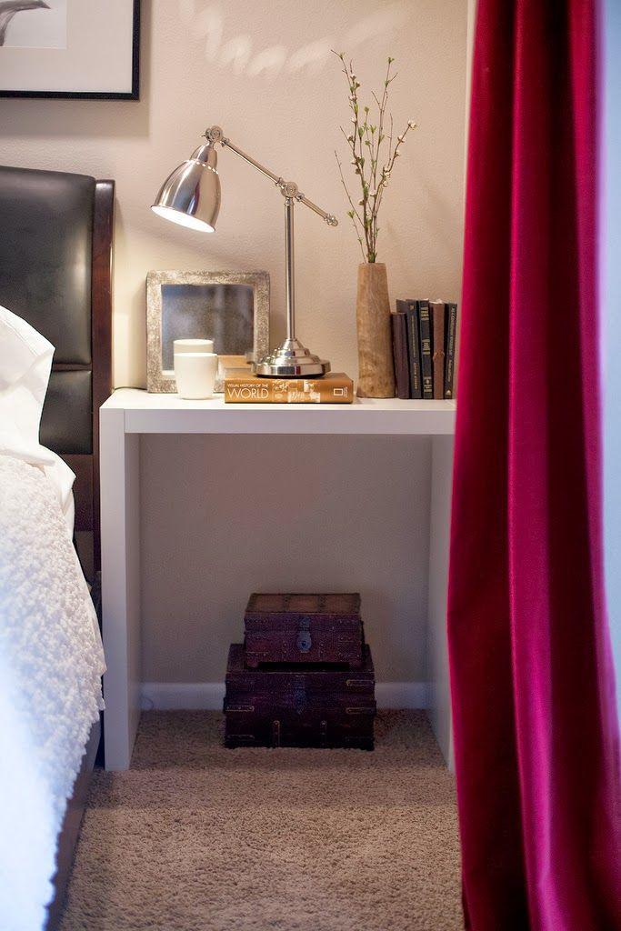 Hálószoba lakberendezése: stílusos éjjeliszekrényke - Inspirációk Csorba Anitától