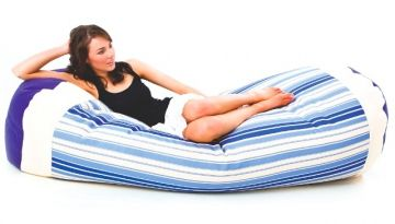 Sub Outdoor Bean Bag http://www.recline.co.nz/store/bean-bags/sub-outdoor-bean-bag-sky.html
