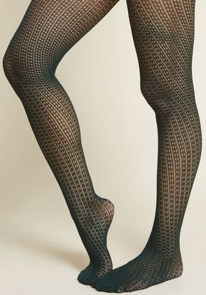 bbf8a98836464 Lecture's Loveliest Tights in Dark Green | Socks in 2019 | Green ...