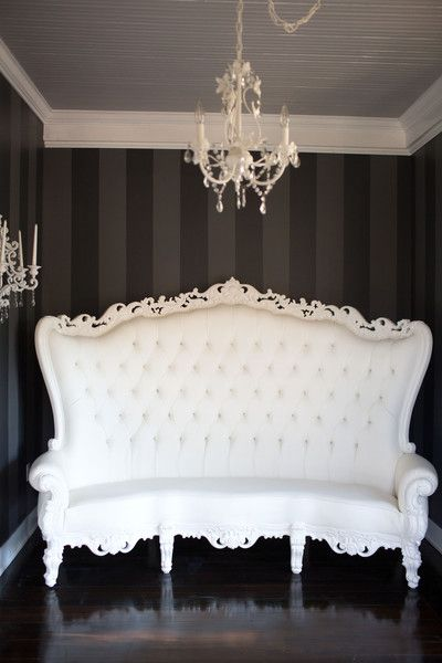 Fabulous and Baroque — Modern Baroque Rococo Furniture and Interior Design - waaant this couch
