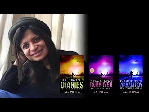 Black Gate » Blog Archive » Laxmi Hariharan on Marketing Books in India, Her Ruby Iyer Series, and Bombay as a Modern Day Dystopia #dystopia #india #author #indie #yalit