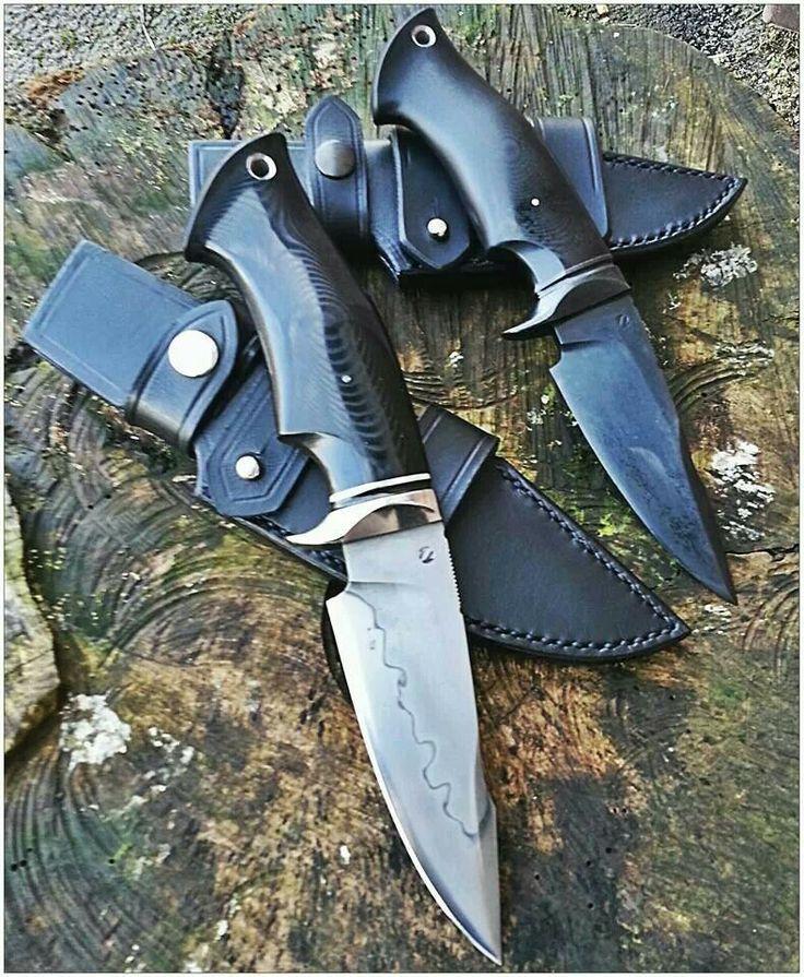 Knife:Sam Lurquin.  Leather: Eightball.
