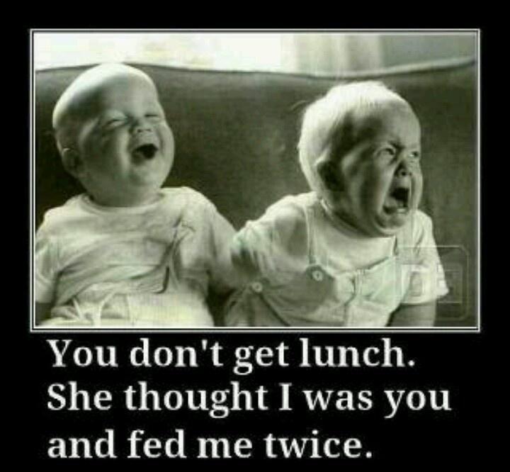I bet this happens a lot!