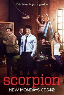 """Scorpion se mostra como uma série do """"problema da semana"""", com uma fórmula já bastante conhecida, claro, mas que se mostra interessante sim."""