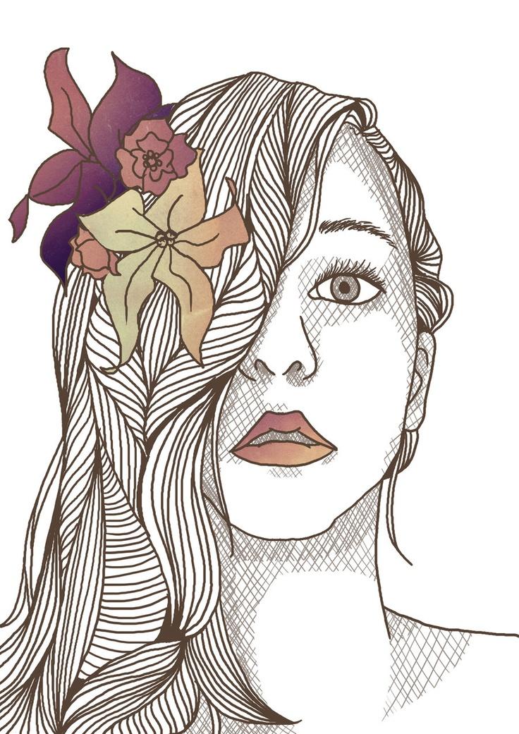 Stylised Digital Illustrated Portraits