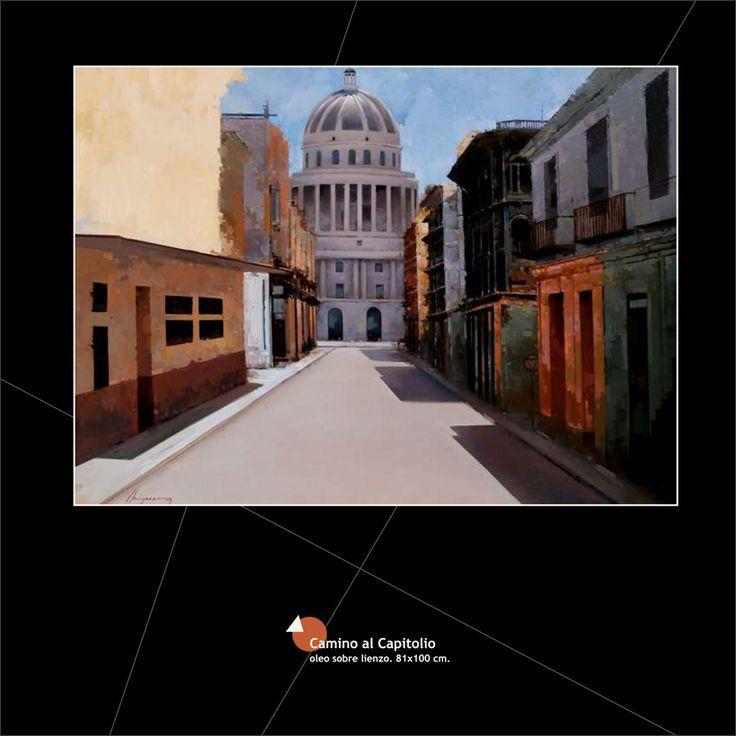 Jose Higuera Fine Art 2014: paisaje urbano/cityscape