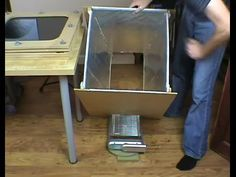 How to build a vacuum form table that gets it right every time
