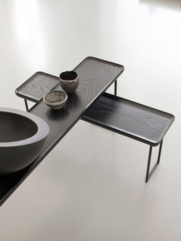 Torei / Furniture / Projects / Home - Luca Nichetto Design Studio Official Website