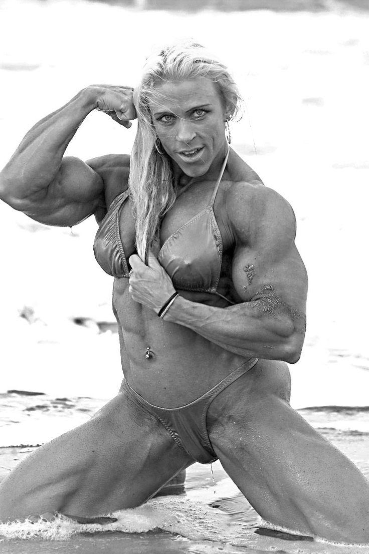 weibliche bodybuilder marja lehtonen nackt