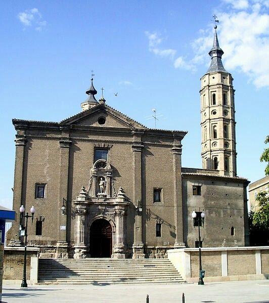 San Juan de los Panetes, Zaragoza
