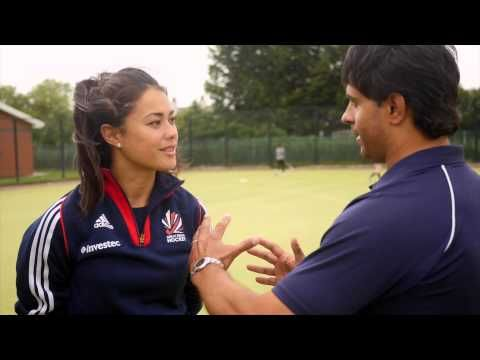 Hockey Master Class with GB Olympic Star, Sam Quek 20-7-15