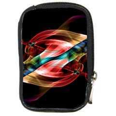 Mobile (6) Compact Camera Leather Case by smokeart