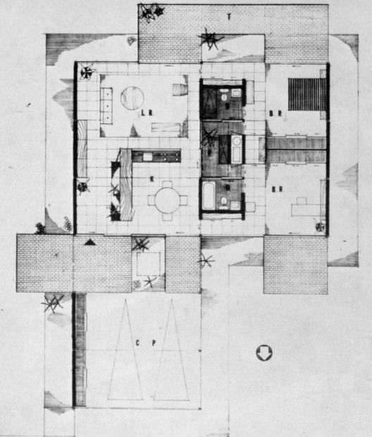 Modern Architecture Blueprints 38 best pierre koenig architect images on pinterest | case study
