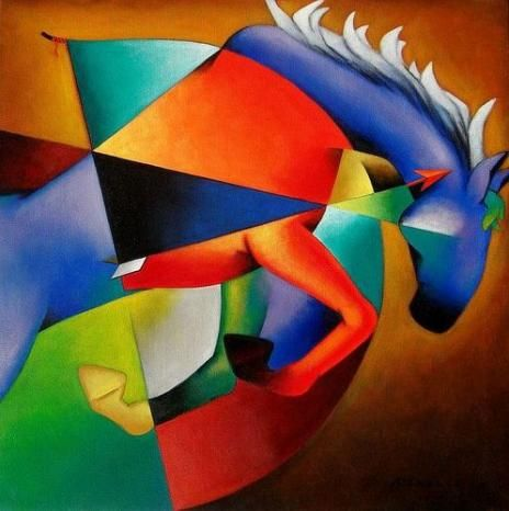 7 best images about neo cubism pseudo cubism on pinterest for Buy art on line