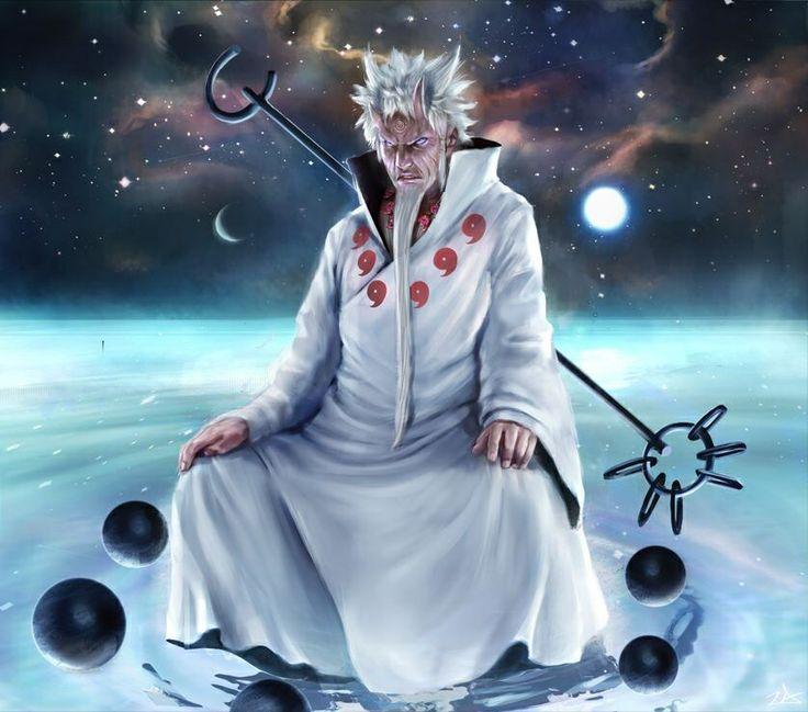 Sage of six paths