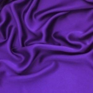 Purple Lamour Tablecloths & Napkins.  www.KateRyanLinens.com  Wedding & Event Table Linen Rentals