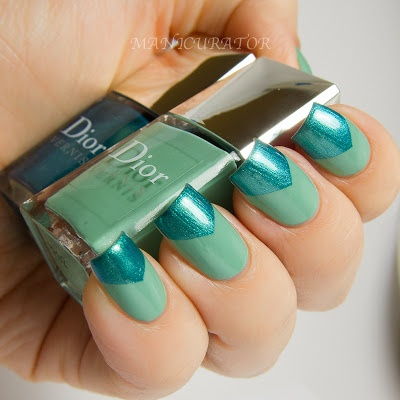 Samba set - summer 2013 Bird of Paradise Collection by Dior Vernis ...These are smaller sized bottles and come as a pair.