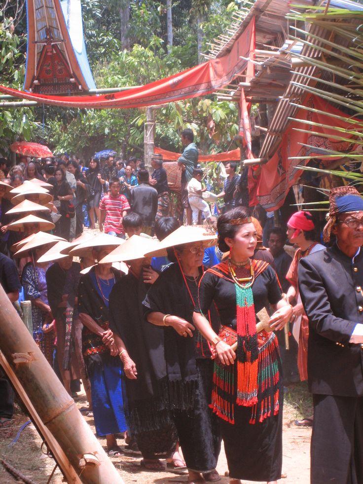 Funeral Ceremony, Tana Toraja, Sulawesi