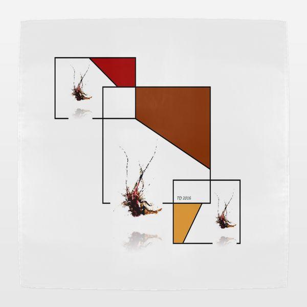 Stylish tablecloths - Tate Devros